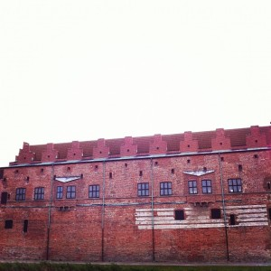 Malmo old castle