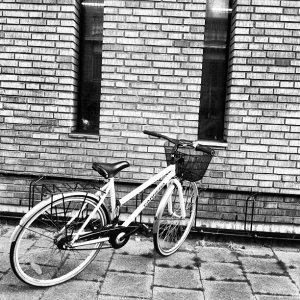 Bike in Malmo