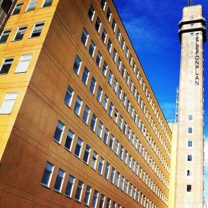 Erickson old building, Stockholm